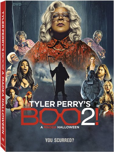 TYLER PERRY'S BOO 2: MADEA HALLOWEEN - TYLER PERRY'S BOO 2: MADEA HALLOWEEN (1 DVD)