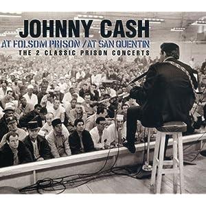 At San Quentin & At Folsom Prison [2 CD]