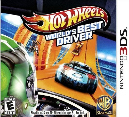 Hot Wheels: World's Best Driver (Nintendo 3DS) [UK IMPORT]