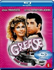 Grease [Blu-ray] [Import belge]