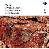Tartini : Violin Concertos, Violin Sonatas & Cello Concerto - Apex