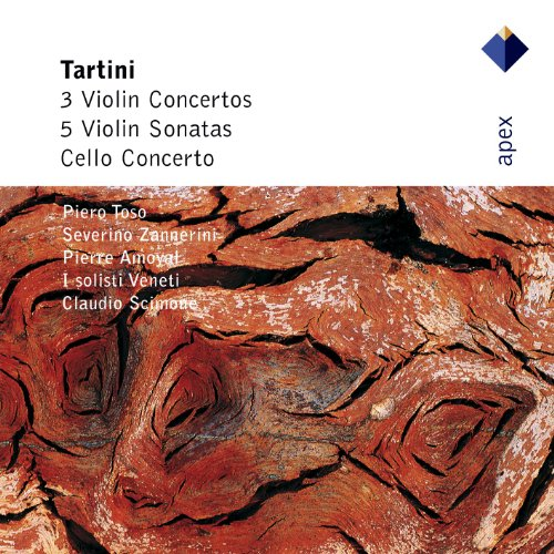 Tartini : Violin Sonata in A major Op.1 No.1 : I Grave
