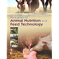 Principles Of Animal Nutrition And Feed Technology 3Ed (Pb 2018)
