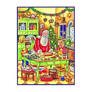 Alexander Taron Importer ADV70110 - Sellmer Advent - Large Baking Santa - 14.5