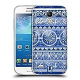 Head Case Designs Ingwertopf Chinesische Vase Muster Soft Gel Hülle für Samsung Galaxy S4 Mini I9190