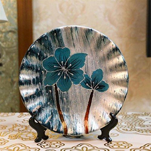 ceramiche in stile europeo Wobble stile vaso americano Wobble Set soggiorno Tatuaggi dipinto a mano la pittura Ingresso creativo decorazione