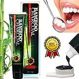 Bamboo Charcoal zahnpasta, intensivreinigung zahnpasta tube, Whitening zahnpasta, Extra White zahnpasta, schwarze Zahnpasta, Bleaching Zahnpasta, Aktivkohle, natürliche Zahnpasta