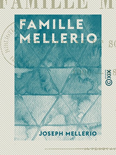 Famille Mellerio: Son origine et son histoire, 1000-1863