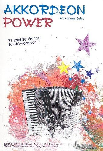 Purzelbaum Verlag Akkordeon Power