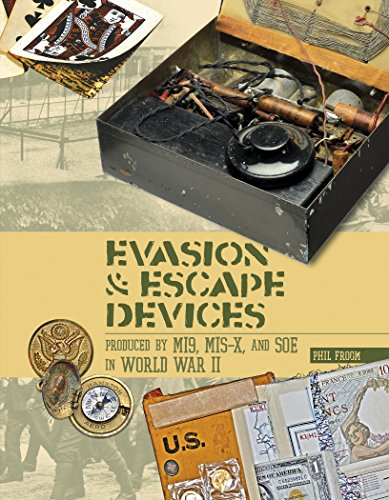 Evasion & Escape Devices Produced by Mi9, Mis-x, and Soe in World War II
