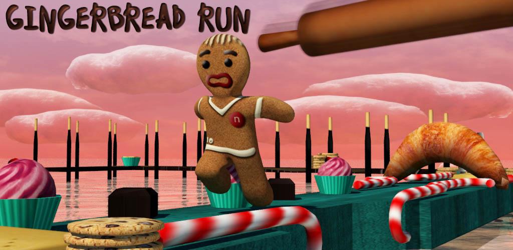 Image of Gingerbread Run Free
