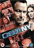 C.S.I: Crime Scene Investigation - New York - Season 4 Part 2 [DVD] [2008]