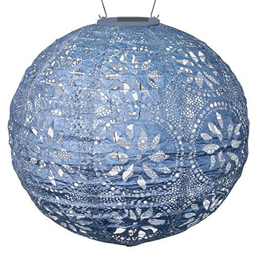 Allsop Home & Garden Soji Stella Boho Globe Laterne 12