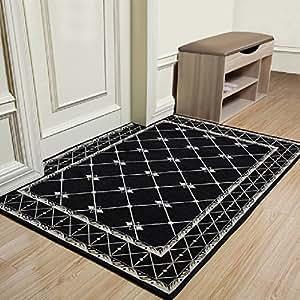 Bedroom Design Rug Foyer Carpet Hall Door Mat Foot Pad ...