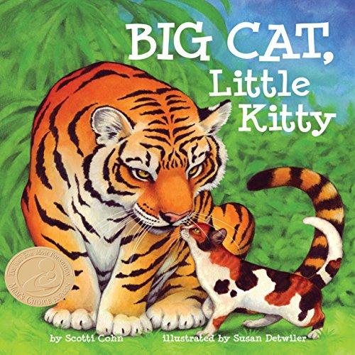 Big Cat, Little Kitty  Audiolibri