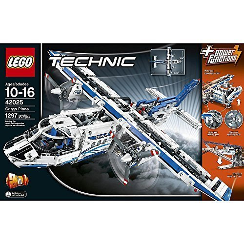 Preisvergleich Produktbild Lego Technic Cargo Plane (42025)