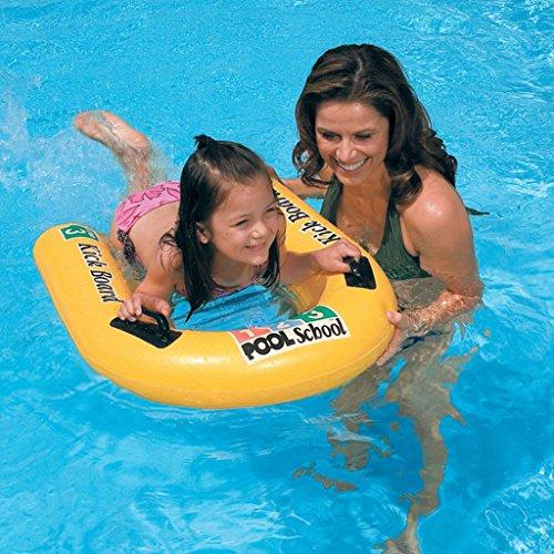 68121f4dee XiYunHan Planche Flottante Planche à Eau Transparente Planche de Natation  Planche de Planche Flottante Les Enfants