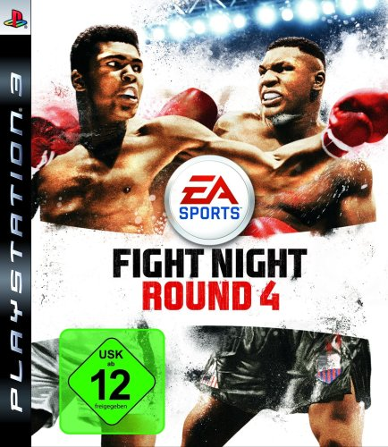 Fight Night Round 4 (Ps3 Kampfspiele)