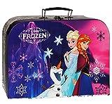 Kinderkoffer-Schmuckkoffer-Frozen-Disney-die-Eisknigin-Pappkoffer-Puppenkoffer-Koffer-Kinder-Pappe-Karton-Fahrzeug-Autokoffer-Reisekoffer-ideal-fr-Spielzeug-und-als-Geldgeschenk-vllig-unverfroren-Prin
