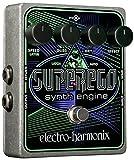 Electro Harmonix Superego Pédale pour Guitare électrique Argent