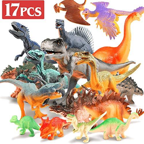 UNEEDE Dinosaures Toys Regalo del Día de los Tres Reyes Magos, Día del Niño.