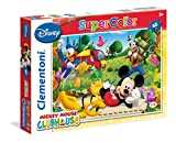 Clementoni 26922.8 - Puzzle - Mickey - 60 Pièces