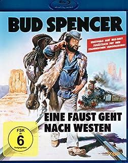 Eine Faust geht nach Westen . inklusive Langfassung [Blu-ray]