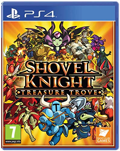 Shovel Knight: Treasure Trove (PS4) Best Price and Cheapest