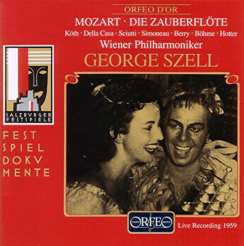 Mozart Zauberflöte Szell