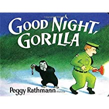 Good Night, Gorilla board book