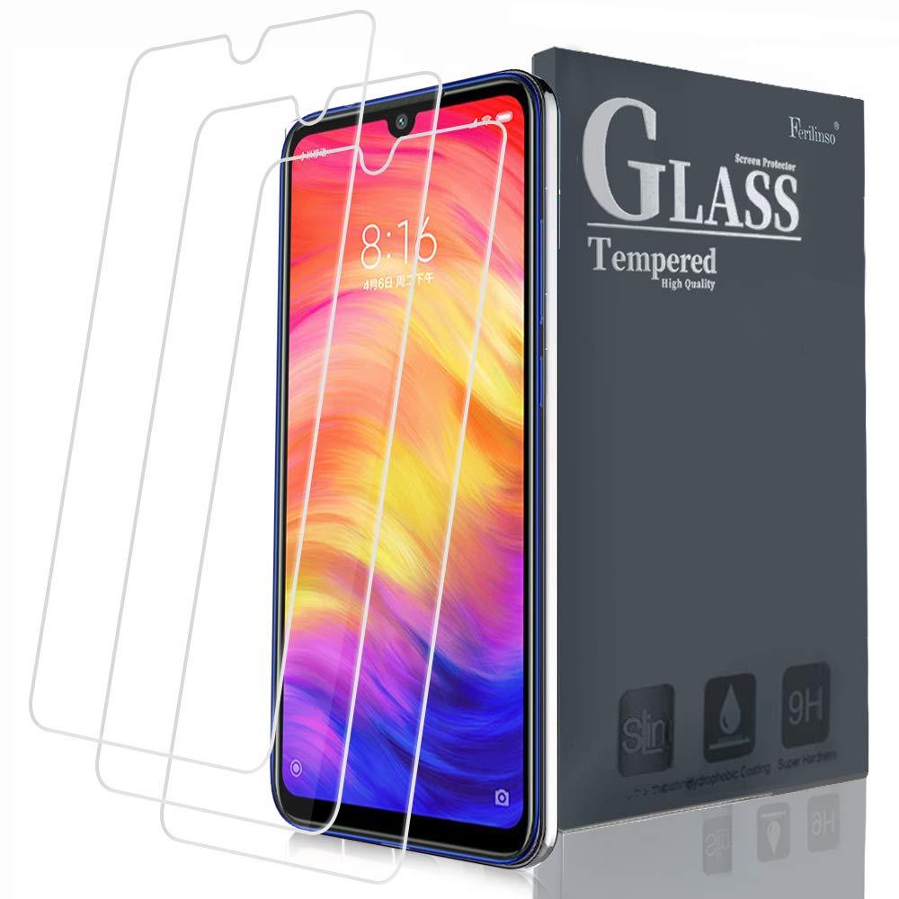 e758e1c5e ... para Cristal Templado Xiaomi Redmi Note 7 Cristal Templado Redmi S3.  ¡Oferta! 🔍. Amazon Prime
