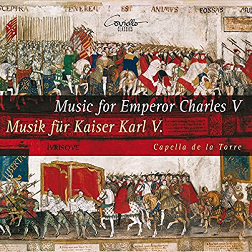 Musique pour l'Empereur Charles V