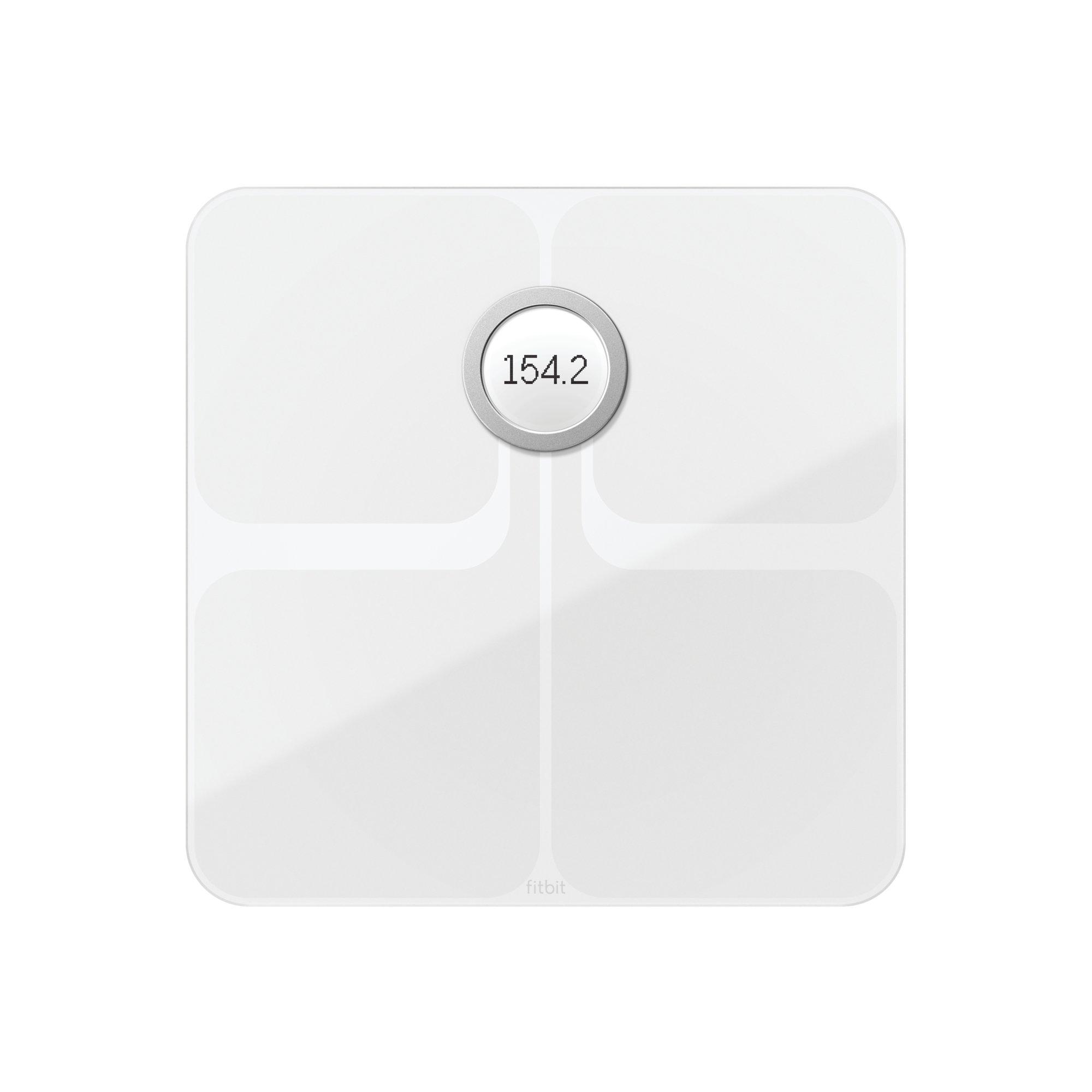 Fitbit Aria 2 Báscula Wi-Fi Inteligente, Unisex Adulto