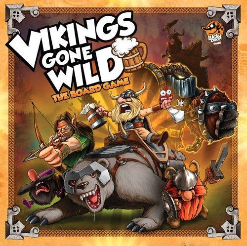 LAST LEVEL Vikings Gone Wild (Castellano)