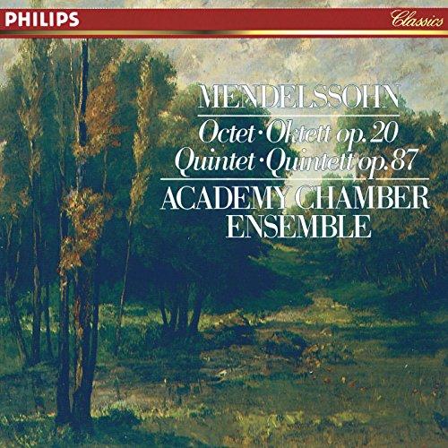 Mendelssohn Bartholdy: Streichquintett Op. 87 / Oktett Op. 20