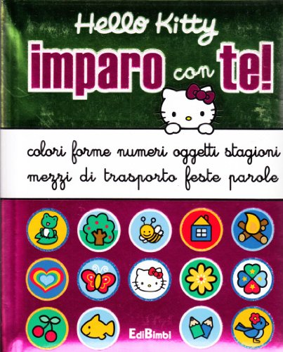 Imparo con te! Hello Kitty