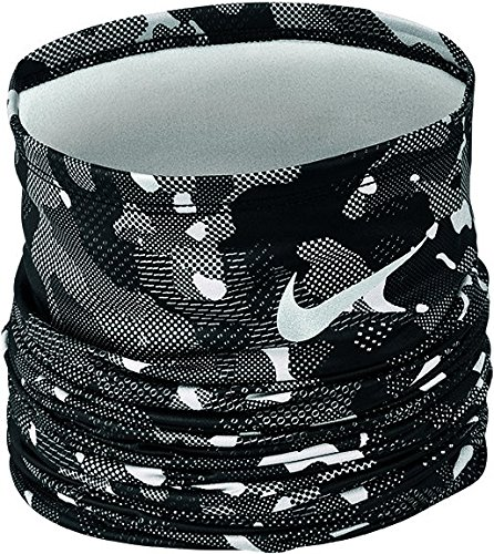 Nike fascia bandana scaldacollo running therma-fit wrap multiuso (painted)