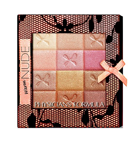 Physicians Formula Shimmer Strips All in 1 Custom Nude Palette for Face and E...