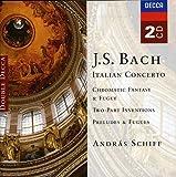 Bach : Concerto Italien, Préludes et fugues