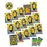 Match Attax Bundesliga 2018/19 - Borussia Dortmund Mannschafts-Set 15 Karten Basiskarten Clubkarte Starspieler + 2X Fini Football - deutsche Ausgabe