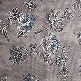 Polsterstoff Dekostoff 0,5lfm 148cm breit Muster Landhausstil Rosen Floral 20