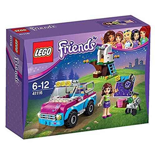 LEGO Friends 41116 - Olivias Expeditionsauto (Jetzt Lego Friends)