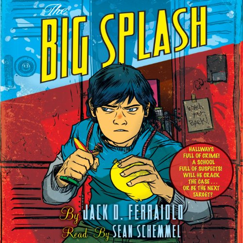 The Big Splash  Audiolibri