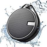 INSMY Altoparlante Bluetooth IPX7 Impermeabile Portatili Mini Casse Bluetooth Shower Speaker, Microfono Incorporato, Carta di TF, con Ventosa, Riproduzione di 12 ore