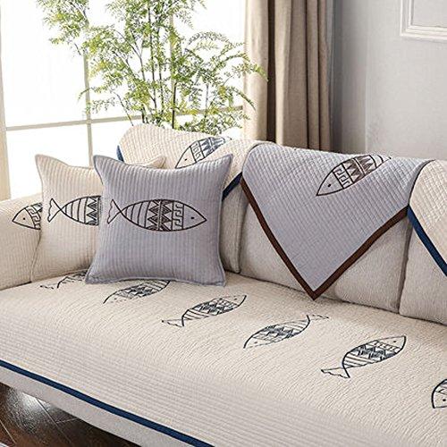 J&ds divano copertina 1 2 3 4 posti sfoderabile divano letto estraibile elasticizzato protettore di divano tessuto elastico per tappeto camera da letto soggiorno-a 110x240cm(43x94inch)