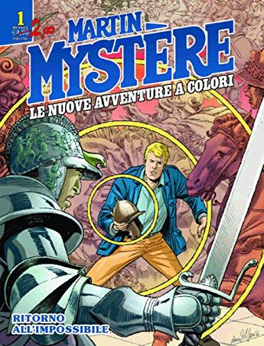 Martin Mystere. Le nuove avventure a colori: 1