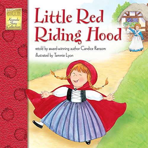 Little Red Riding Hood (English-Spanish Brighter Child Keepsake Stories Audio CDs)