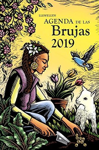 Agenda de las Brujas  2019 (AGENDAS) por Llewellyn