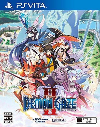 デモンゲイズ2 (【予約特典】豪華サントラCD『BEST SELECTION DEMONGAZE MUSIC』 &【Amazon.co.jp限定特典】ICカードステッカー3枚組 同梱)