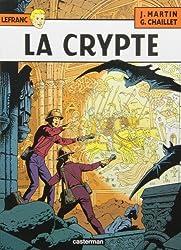 Lefranc, tome 9 : La crypte